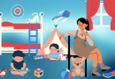 Babysitter Children Room Woman  - Elf-Moondance / Pixabay